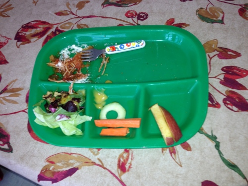 Simple way to get kids to try more fruits and veggies