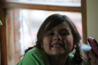 Gabriella in La Paz