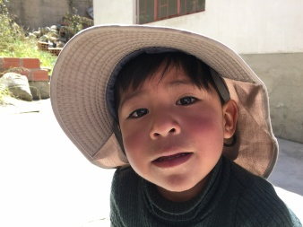 Victor, age 3