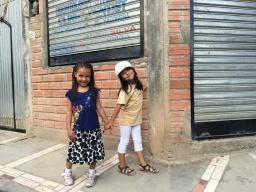 Aliyah y Cielo