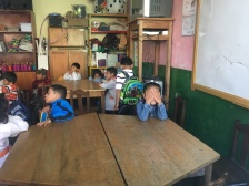 Kindergarten in Bolivia